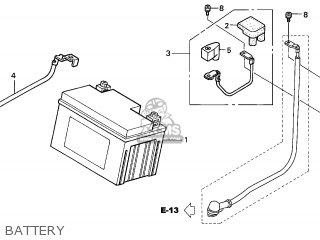 Honda CBR125R 2004 (4) KOREA parts lists and schematics