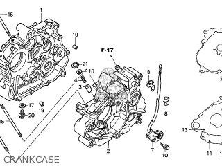 Honda CBR125RW 2006 (6) FRANCE CMF parts lists and schematics