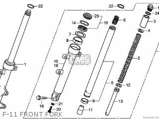 Honda CBR250R 2011 (B) parts lists and schematics