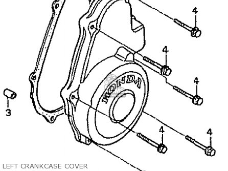 Honda Cbr250rr Mc22 1994 (r) Japan parts list partsmanual