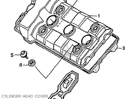 Honda CBR250RR MC22 1994 (R) JAPAN / TYPE 2 parts lists