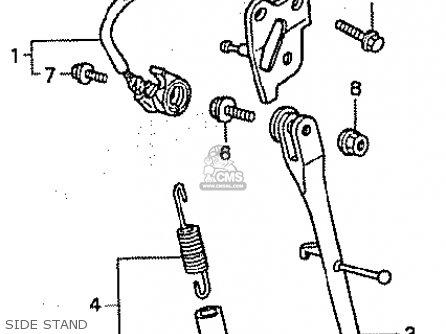 Honda CBR400RR 1990 (L) JAPANESE DOMESTIC / NC29-100 parts