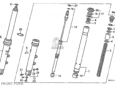 Honda CBR400RR1994 (R) JAPANESE DOMESTIC / NC29-110 TYPE 2
