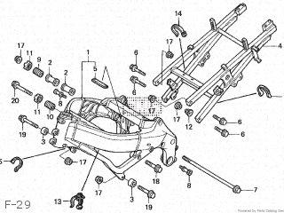 82 Honda Cb900f Wiring Diagram 82 Honda XR100 Wiring