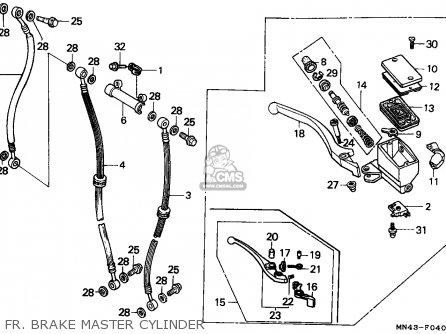Honda CBR600F HURRICANE 1989 (K) SWEDEN / KPH parts lists