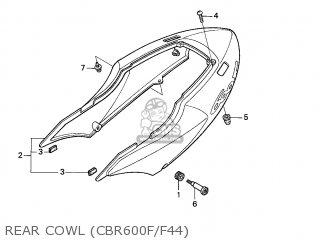 Honda CBR600F HURRICANE 2003 (3) EUROPEAN DIRECT SALES