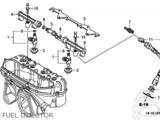 Honda Cbr600ra 2009 (9) Brazil / Abs Mme parts list