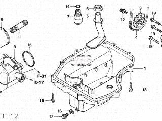 Honda CBR600RR 2005 (5) JAPAN PC37-120 parts lists and