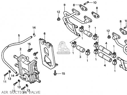 Honda Cbr900rr 1996 (t) Usa California parts list