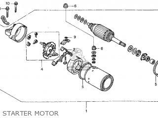 Honda CBR900RR 1998 (W) USA CALIFORNIA parts lists and