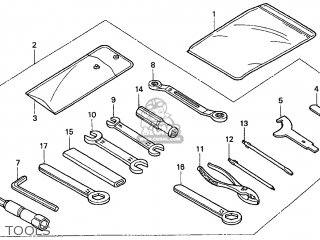 Honda Cbr900rr 1998 (w) Usa California parts list