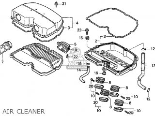 Honda CBR900RR 1999 (X) USA CALIFORNIA parts lists and