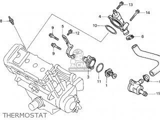 Honda Cbr900rr 1999 (x) Usa California parts list