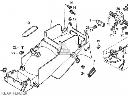 cbr 900rr wiring diagram auto electrical wiring diagram wiring diagram 1995 engine honda cbr900rr cbr 1995 usa parts list partsmanual partsfiche