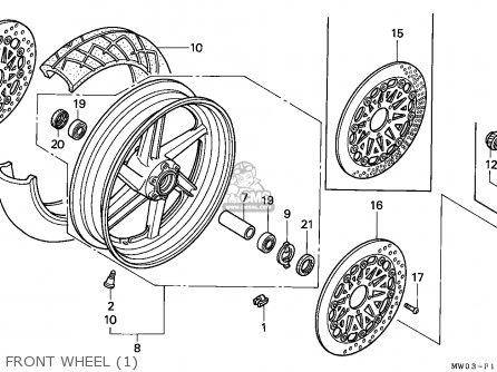 Wiring Diagram 1993 Honda Cbr 1000. Honda. Auto Wiring Diagram