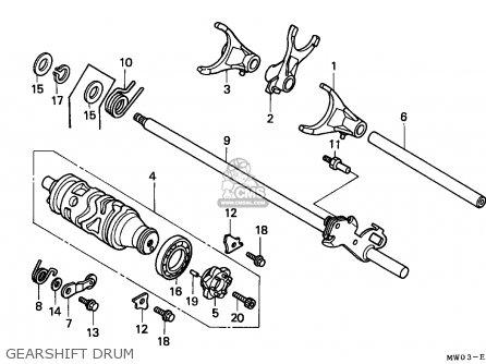 Honda Cbr900rr Fireblade 1993 (p) Austria parts list