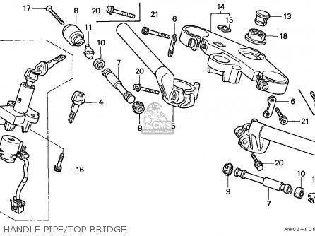Honda CBR900RR FIREBLADE 1997 (V) EUROPEAN DIRECT SALES
