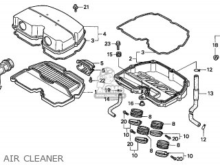 Honda CBR900RR FIREBLADE 1998 (W) AUSTRIA / KPH parts