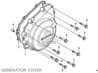 Honda CBR900RR FIREBLADE 1998 (W) ENGLAND parts lists and
