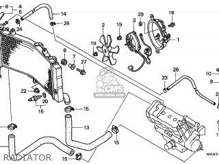 Honda CBR900RR FIREBLADE 1999 (X) AUSTRALIA / KPH parts