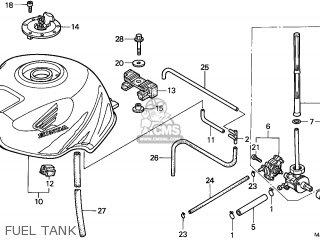 Honda Cbr900rr Fireblade 1999 (x) Germany / Kph parts list
