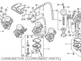 Honda CBX1000 SUPERSPORT 1979 (Z) GENERAL EXPORT / MPH