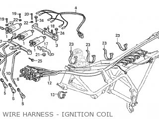 Honda Cbx Wiring Diagram, Honda, Free Engine Image For