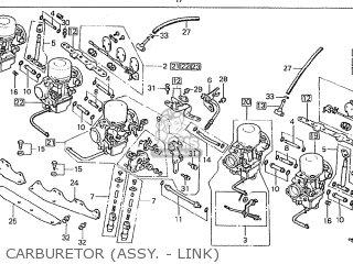 Honda Cbx1000 Supersport 1980 (a) General Export / Mph