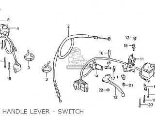 Wire Harness Ignition Coil Schematic Honda Cb750f 750
