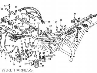 Honda CBX1000 SUPERSPORT 1981 (B) GERMANY parts lists and
