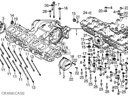 1981 Honda Accord Engine 1986 Honda Accord Engine Wiring
