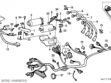 Honda CBX750P 1984 (E) AUSTRALIA / PLB parts lists and