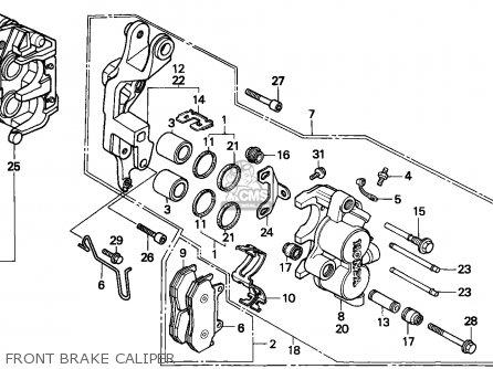 Honda CBX750P 1984 (E) GENERAL EXPORT / KPH PLB parts