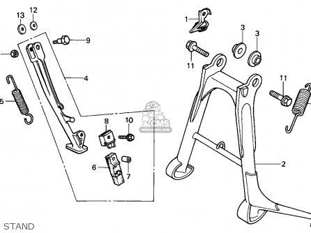 Wiring Diagrams Honda Cbx Honda Sensors Diagram Wiring
