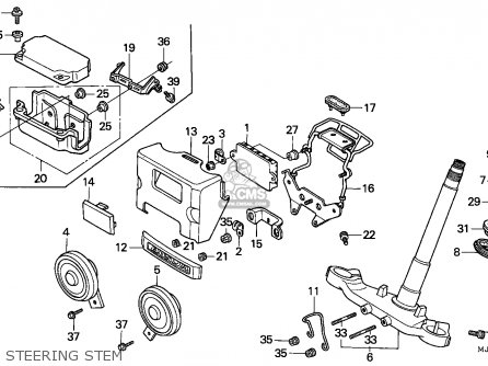 Honda Cbx 750 Wiring Diagram