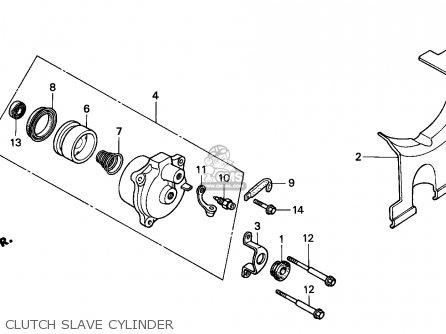 Honda CBX750P2 1994 (R) HONG KONG / PLB parts lists and