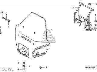 Honda CBX750P2 2001 (1) GENERAL EXPORT / KPH TYPE 2 PLB