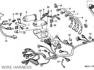 Honda CBX750P2 2001 (1) GENERAL EXPORT / TYPE 6 KPH MK PLB