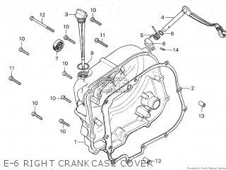 Honda CD125T GENERAL EXPORT (KPH) parts lists and schematics