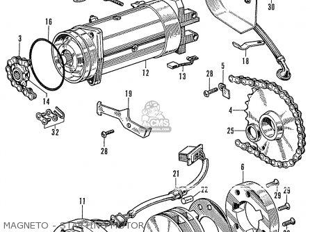 Honda Cb160 Engine Honda XL350 Engine Wiring Diagram ~ Odicis