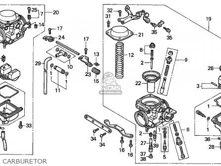 Honda CD250U 1988 (J) ENGLAND parts lists and schematics