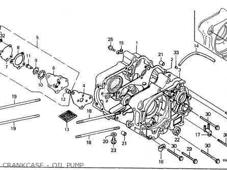 Honda CD50 1979 (Z) JAPAN CD50-130 (JDM) parts lists and