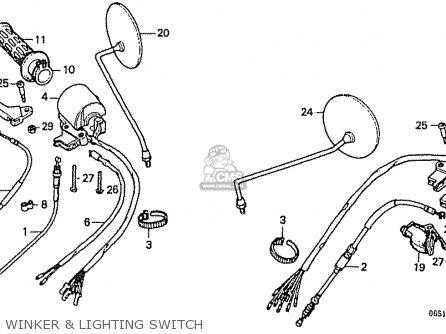 1993 Honda Xr 80 Wiring Diagram. Honda. Auto Wiring Diagram