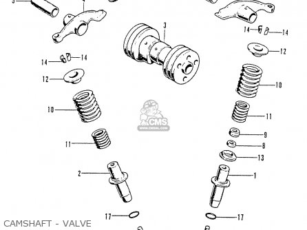 Honda CD50H 1971 THE NETHERLANDS parts lists and schematics