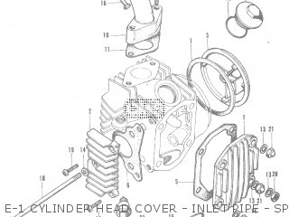 Honda CD70 parts lists and schematics
