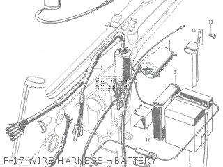 Honda CD70 parts lists and schematics