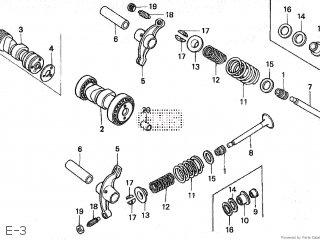 Honda CD90 1992 (N) JAPAN HA03-130 parts lists and schematics