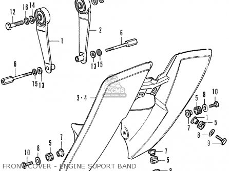 Honda CF50 CHALLY GENERAL EXPORT parts lists and schematics