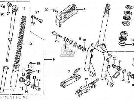 Wiring Diagram Honda Ch 80 Honda Elite Wiring-Diagram