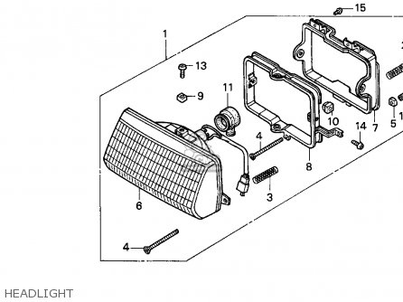 Honda Ch 80 Wiring Diagram, Honda, Free Engine Image For